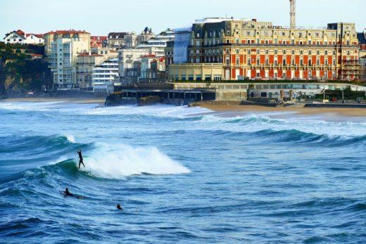tendance marche immobilier biarritz
